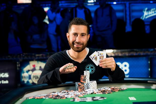 Jonathan Duhamel wins his 2nd WSOP bracelet