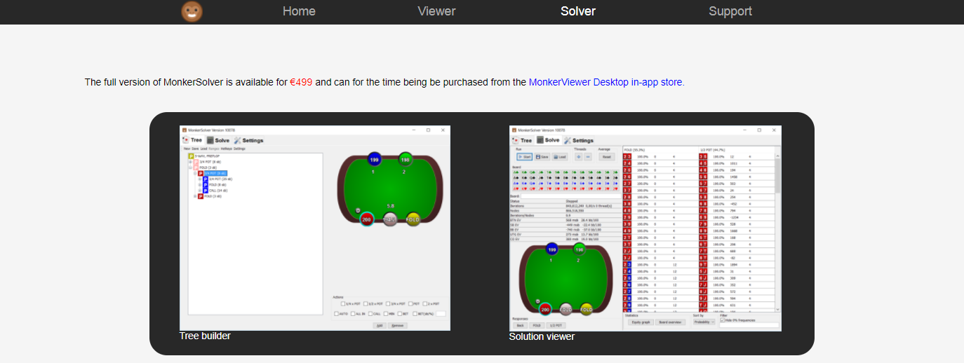 Logiciel calculateur poker mac