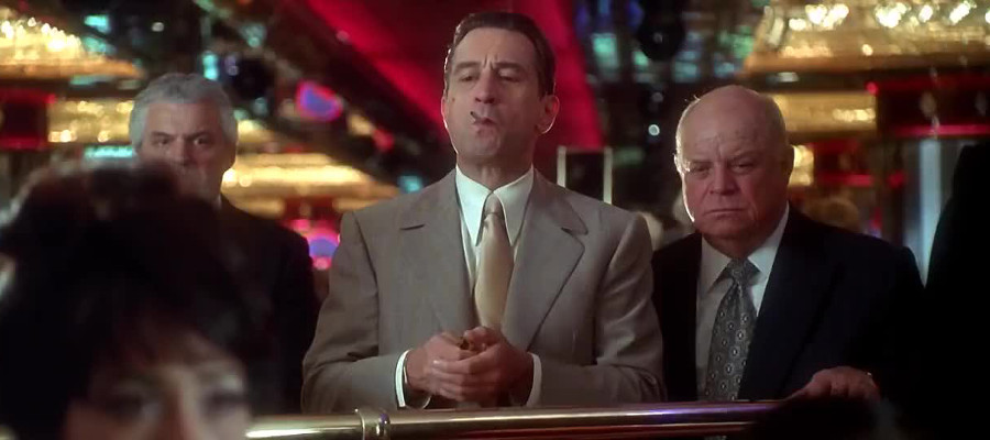 Can you guess the casino game from the movie scene?