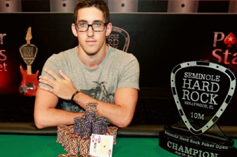 Daniel Colman remporte le Seminole Hard Rock Poker Open