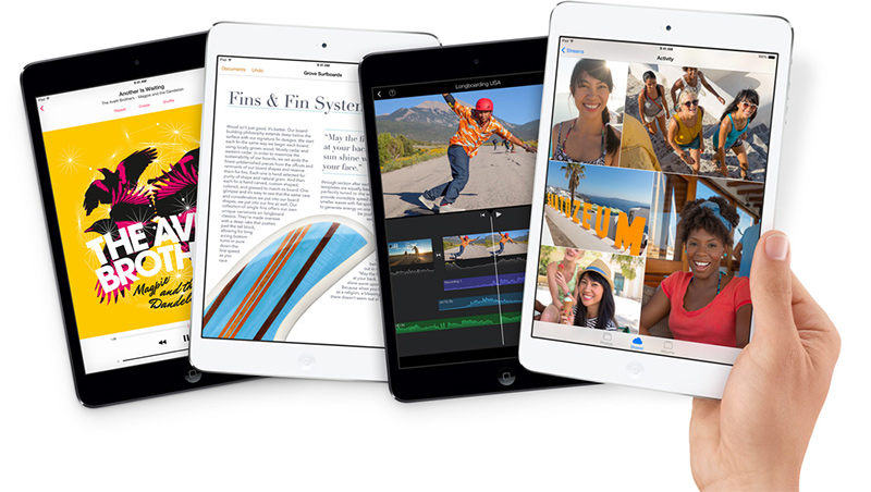 White or black iPad Mini 16gb for $278