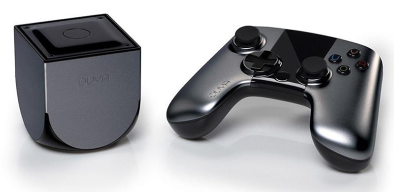 Console de jeu OUYA (compatible XBMC) 88$ [amazon]