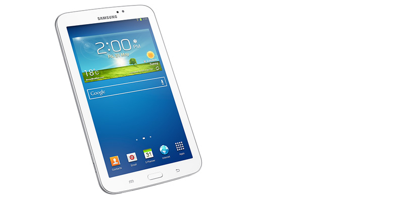 Tablette Samsung Galaxy Tab 3 reconditionné 99$
