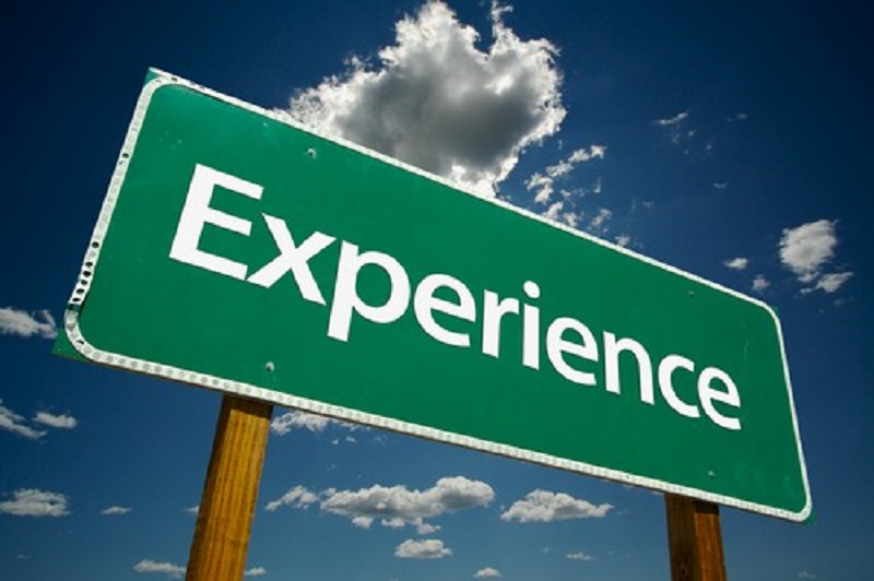 Illusion #3: Without experience, we cannot engage in business and have success