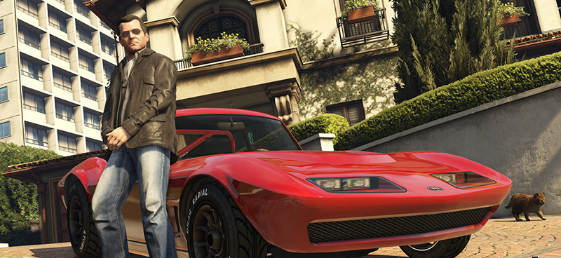 16 new screenshots for GTA5 on PS4 / XboxOne