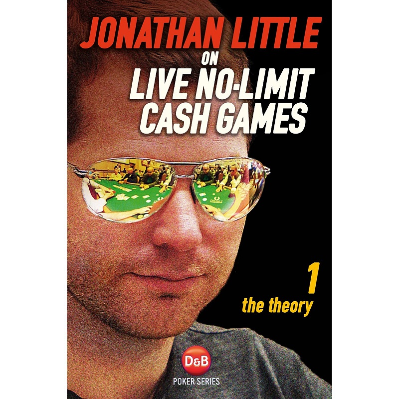 New book: Jonathan Little on live cash games