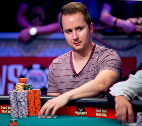 Interview with Marc-Étienne General Irish McLaughlin WSOP