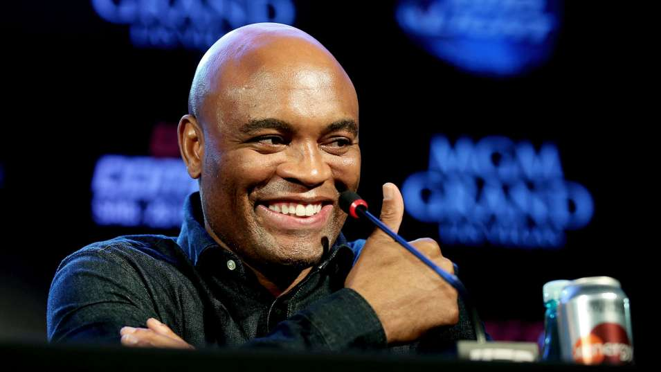 Anderson Silva signed for 15 other fights in the UFC