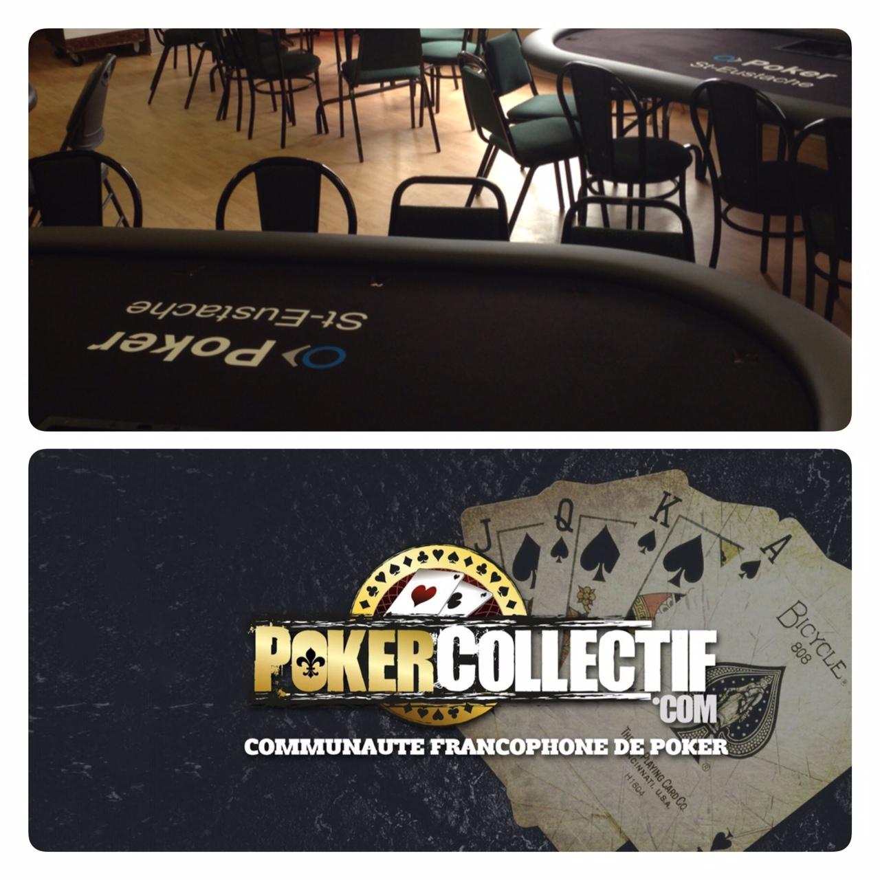 Poker Saint Eustache