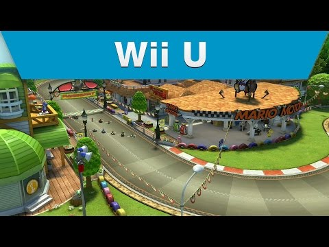 wii u mario kart 8 yoshi circuit video games and tech pokercollectif. Black Bedroom Furniture Sets. Home Design Ideas