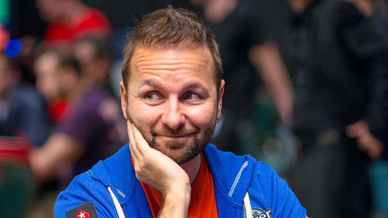 Daniel Negreanu nominé pour le Poker Hall of Fame