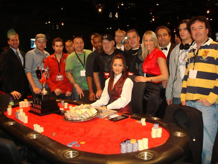 Casino Montreal Tournoi Poker