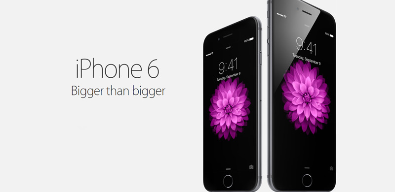 Apple iPhone 6 and 6 Plus: preorder this Friday, availability September 19