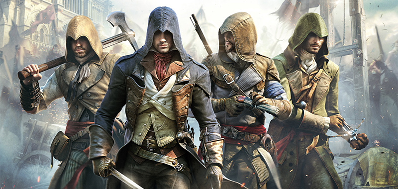 The action of Ubisoft drops following the disastrous launch of Assassin's Creed Unity