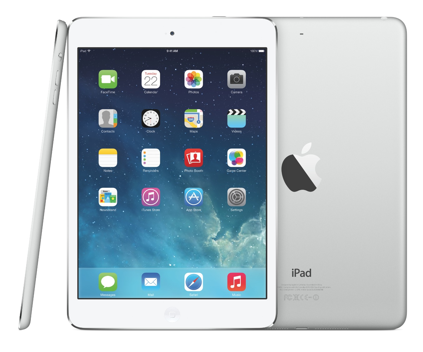 $ 100 discount on the Air iPad until September 4th