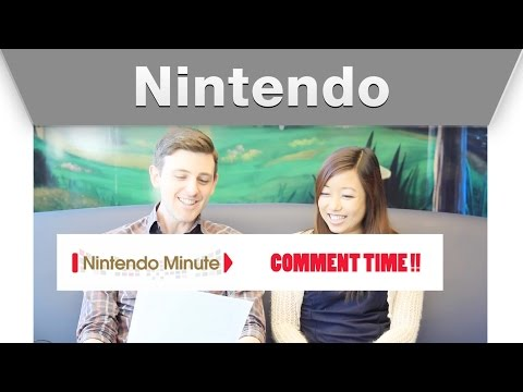Nintendo Minute – Comment Time!!