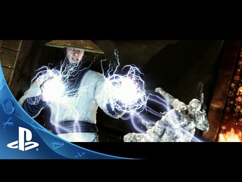 Mortal Kombat X - Official Launch Trailer | PS4, PS3