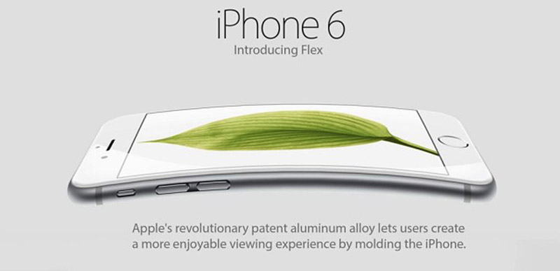 Le iPhone 6 pliable? L'origine et l'exagération du BendGate!